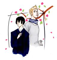 APH Ned and Japan by AnnHolland