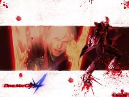 Dante-Gilgamish DMC 4 by Blackish-White