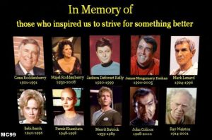Star Trek Memorial by The-Mind-Controller