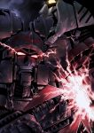 Megatron vs Cy-Kill color by rennerei
