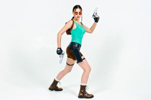 Lara Croft CLASSIC render 5 by TanyaCroft