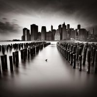 NYC Downtown by xavierrey