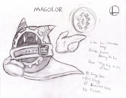 Magolor by locomotive111
