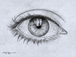 Window To The Soul by OnlyPaper