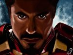 Tony Stark Paint by AgentToni