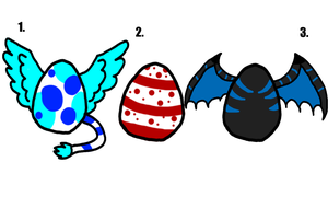 5 Point Egg Adopts (OPEN) by shadowolf778