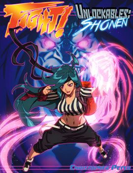 FIGHT! Unlockables: Shonen by FooRay
