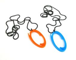 Portal necklace combo by milkool