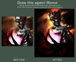 Draw This Again: Clutching Power by greyorm