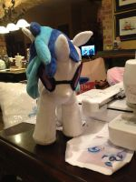Vinyl: Can this sewing machine make Wubs? by SweetwaterPony