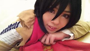 Mikasa by browneyedoll