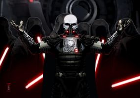 -- Darth Malgus -- by wyv1