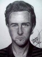 Edward Norton by boy140495