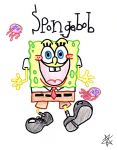 SpOnGeBoB sQuArEpAnTs by davspongedragon