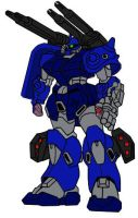 Gouf Panzer Armed by Nightwing03