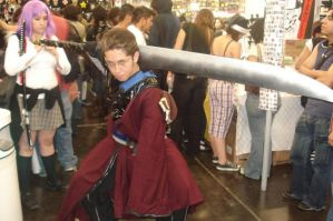 Auron Cosplay by Blue-Cobalto