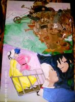 Howl's Moving Castle by suski-demon-girl
