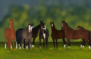 .:We Are Family:. by RvS-RiverineStables