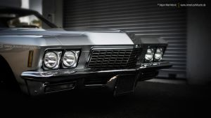 Silver Buick Riviera by AmericanMuscle