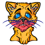 Tiger Sticker Commission by TECHNlCOLOUR