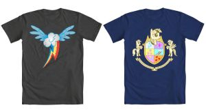 MLP WeLoveFine T-Shirt Entries by Saber-Scorpion