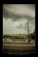 Death of a Used-Car Lot by jimloomis