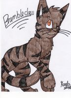 brambleclaw woot by Icewhisker16