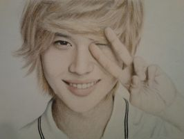 Lee Taemin by ValyaG