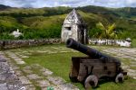 Spanish Fort at Umatac Guam by Ironpaw