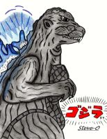 Gojira 54 by KAIJUfreak