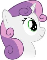 Sweetie Belle by Mik3TheStrange
