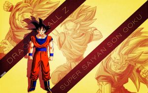 The Super Saiyan forms. by fogdark