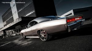 68ChargerGTS-R III by AmericanMuscle