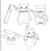 stuff i drew in army 2 by NCH85