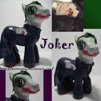 Joker From The Dark Knight by AnimeAmy