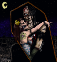 Teenage Necrophilian Love by LoveSpit