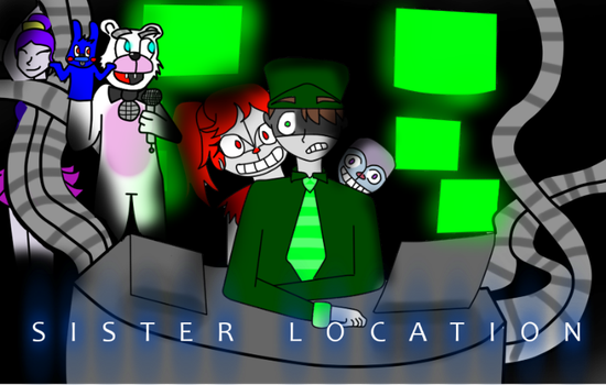 Sister Location Thumbnail 2/1 by Arotiar