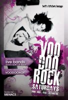 VooDooRock - May by PartyMonsters