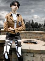 Captain Levi by JetlinAnhedonia