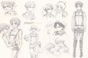 [SNK] Doodle 1 by choudate