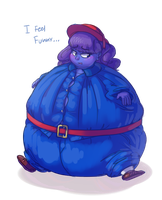 1971 Violet Beauregarde 1 by secretgoombaman12345