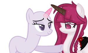 ~You're an alicorn now,so don't be friend with me~ by R-umii