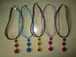 Necklaces by Zoeira