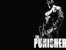 Punisher by unklejoe