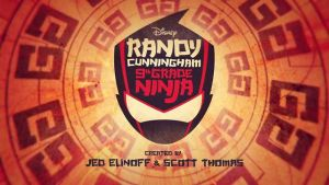 Randy Cunningham 9th Grade Ninja by Supahboy