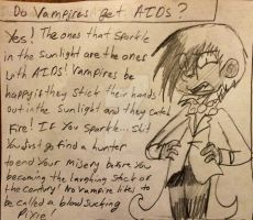 ASK PDC: Vampire AIDS by demonofnothing