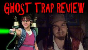 Ghost Trap Review Titlecard by Bobsheaux