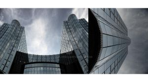 Modern Constructions 2 by Alharaca