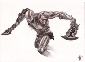 Kratos by lacedemonio