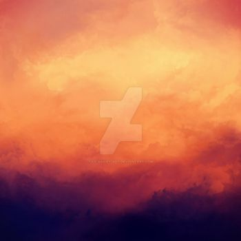 Tequila Sunrise 1:1 Stock Background by LC-Bailey-Art